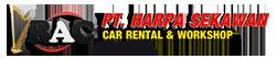Sewa Mobil Jakarta | Rental Mobil Jakarta | harpa.co.id Logo